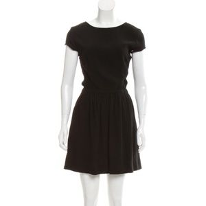 Make Short sleeve LBD